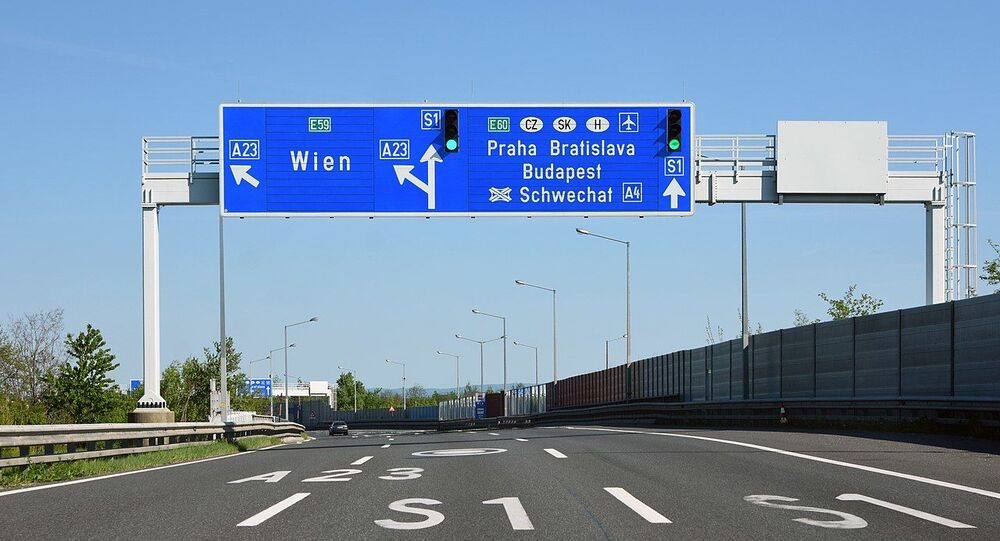 Prague-Bratislava Highway