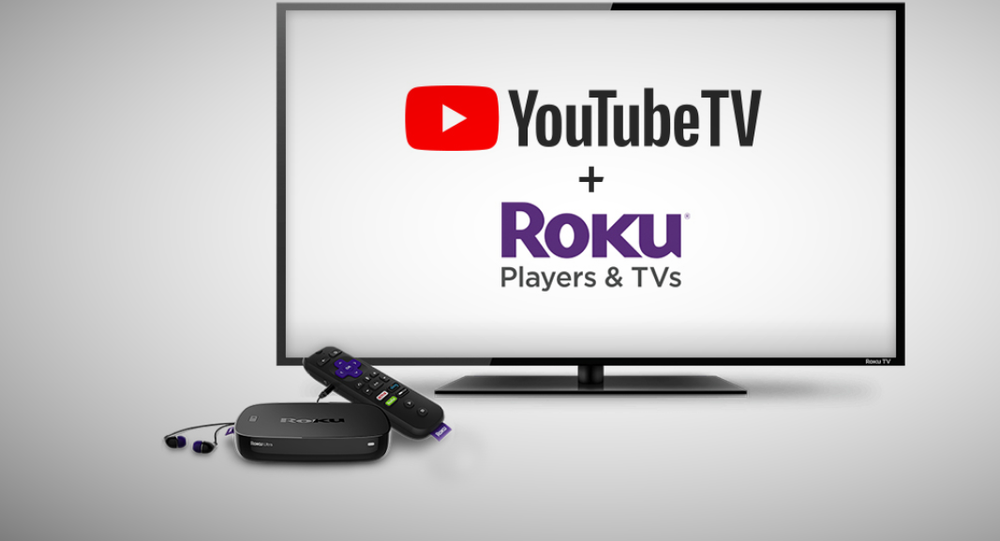 LOS GATOS, Calif. – February 1, 2018 - Roku Inc. (Nasdaq: ROKU) and YouTube today announced the availability of YouTube TV on select Roku® devices1. YouTube TV allows Roku users to stream live sports, local and national news, and must-see shows the moment they air on live TV.
