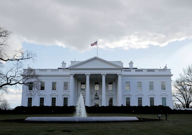 A view of the White House in Washington, U.S. January 18, 2021.