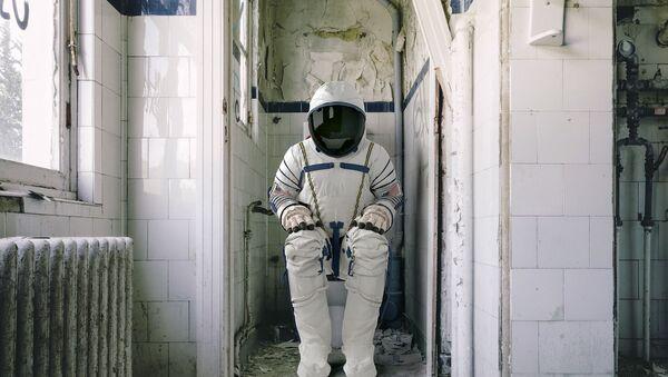 an astronaut - Sputnik International