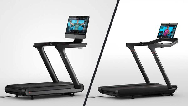 Today, the U.S. Consumer Product Safety Commission (CPSC) and Peloton are announcing two separate voluntary recalls of Peloton's Tread+ and Tread treadmills.  (May 5, 2021)  - Sputnik International