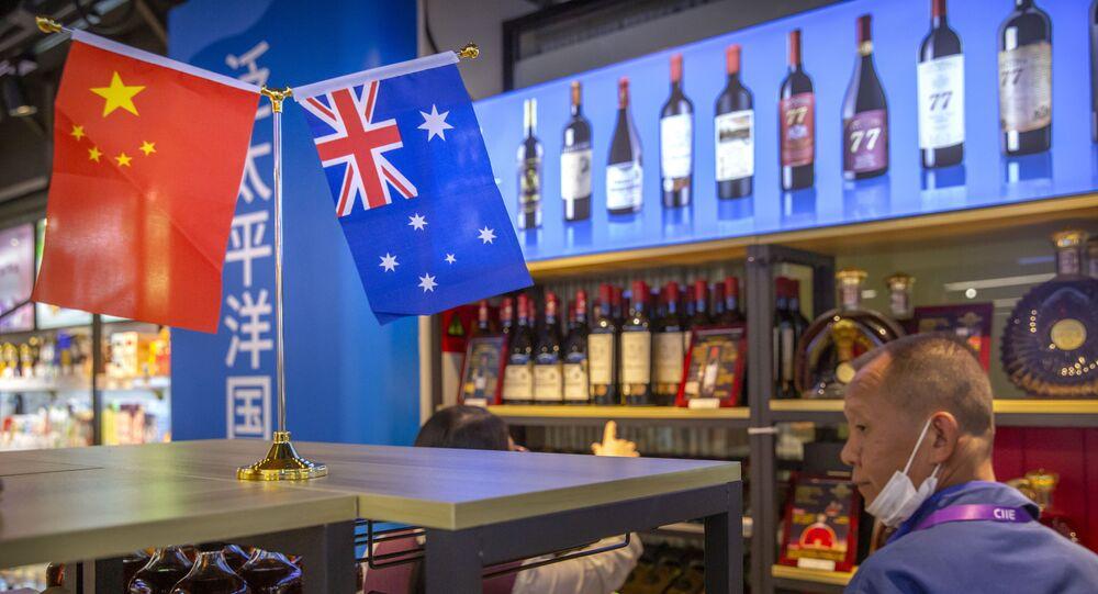 China suspends economic accord with Australia