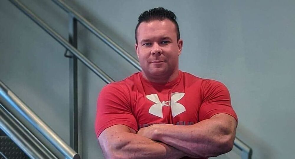 Bellevue Marshal's Office deputy Nate Silvester