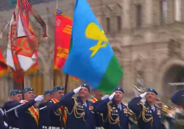 Russia's Airborne Troops