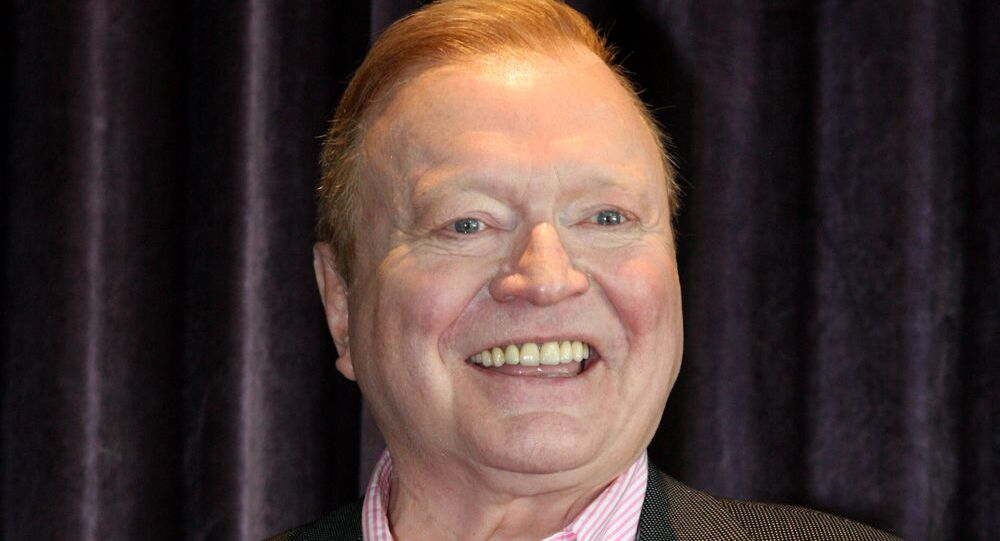 Australian entertainer Bert Newton