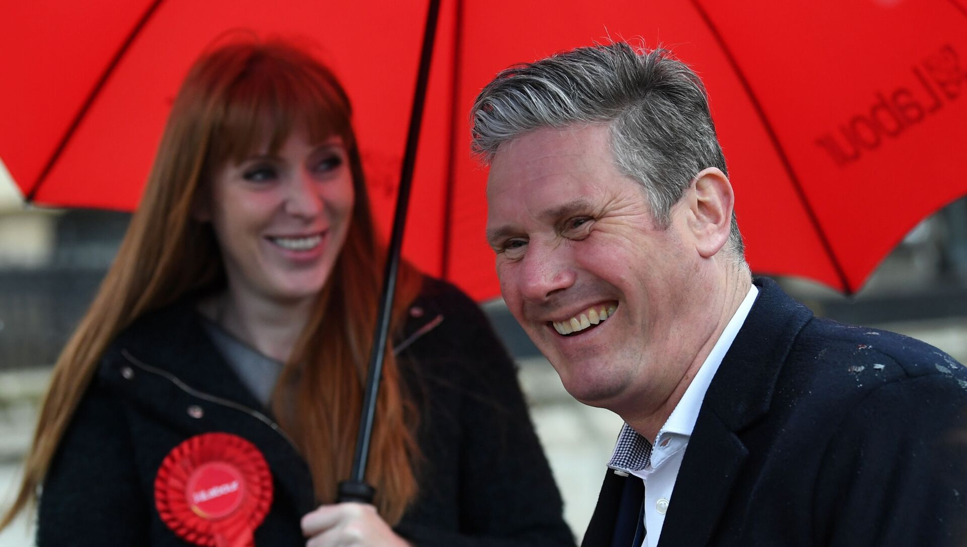 Labour Party leader Keir Starmer campaigns ahead of local elections, in Birmingham - Sputnik International, 1920, 12.05.2021