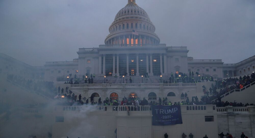 Acting Pentagon chief defends military response during January  6 riot at Capitol