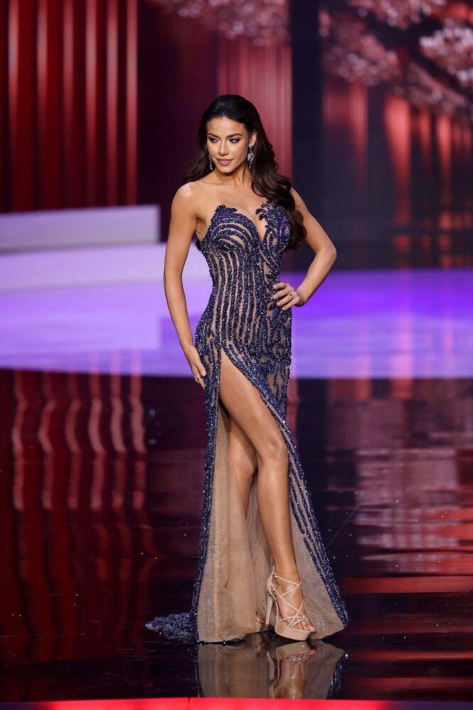 Miss Universe Brazil Julia Gama.