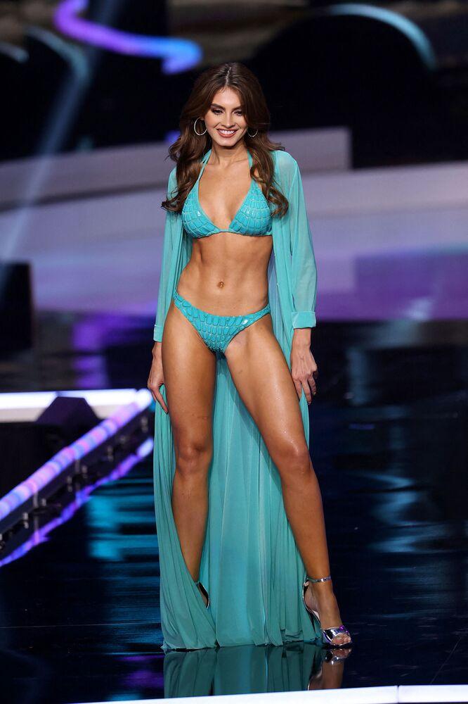Miss Universe Nicaragua Ana Marcelo.