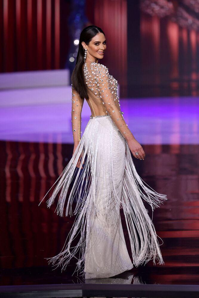 Miss Universe Puerto Rico Estefania Soto.