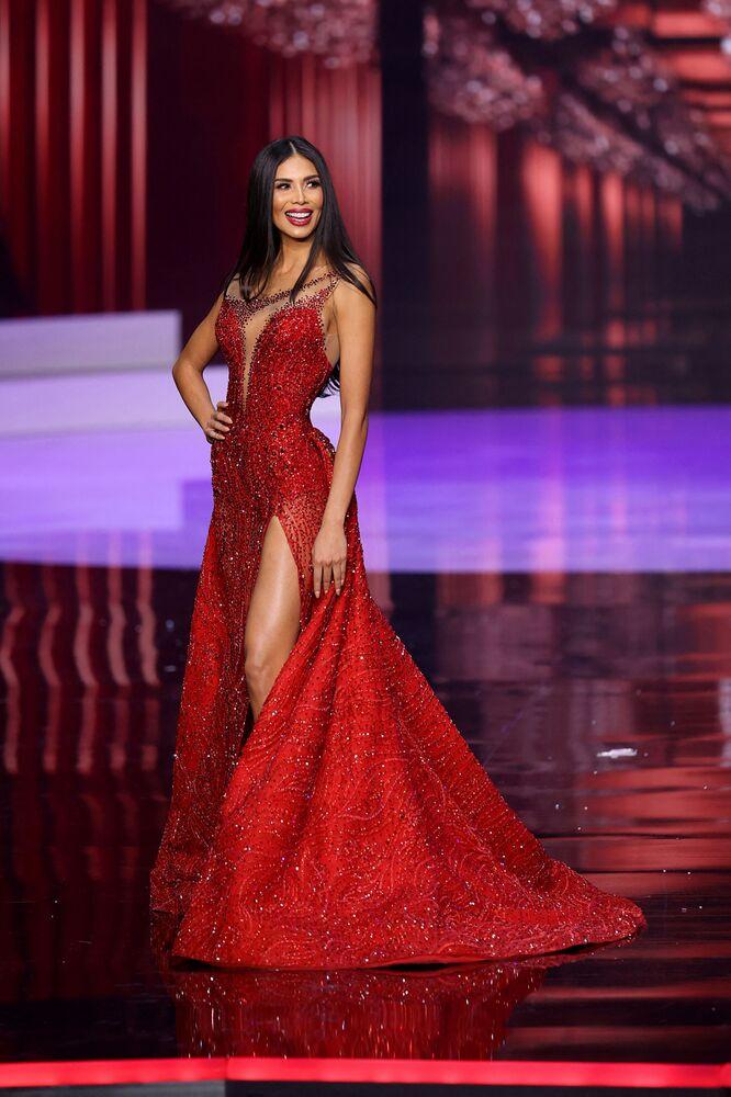 Miss Universe Costa Rica Ivonne Cerdas Cascante.