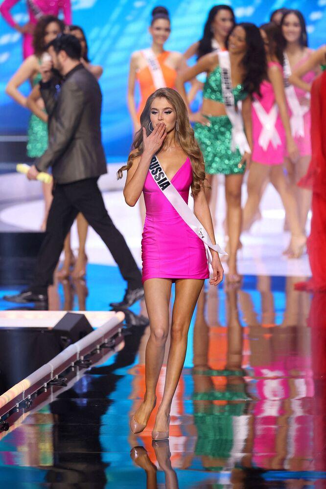 Miss Universe Russia Alina Sanko.