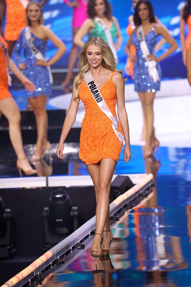 Miss Universe Poland Natalia Pigua.