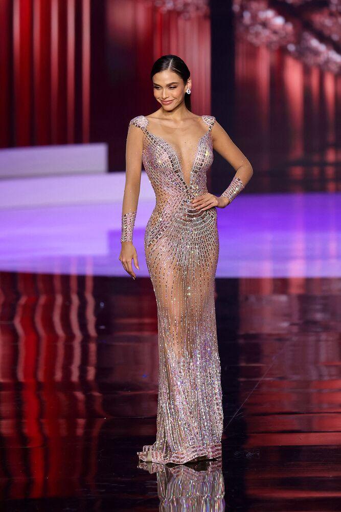 Miss Universe Peru Janick Maceta Del Castillo.