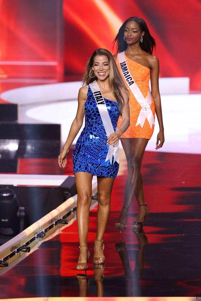Miss Universe Italy Viviana Vizzini.