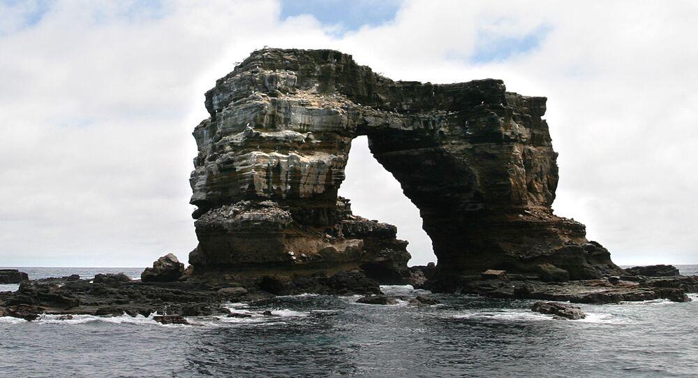 Darwins Arch, Galapagos
