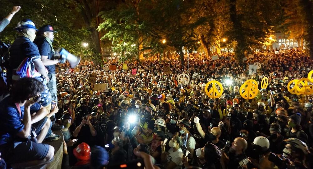 BLM protests were especially brutal at night