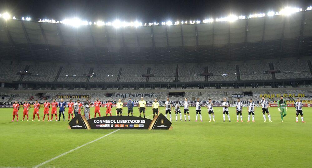 Atletico Mineiro v America de Cali - Estadio Mineirao, Belo Horizonte, Brazil - April 27, 2021