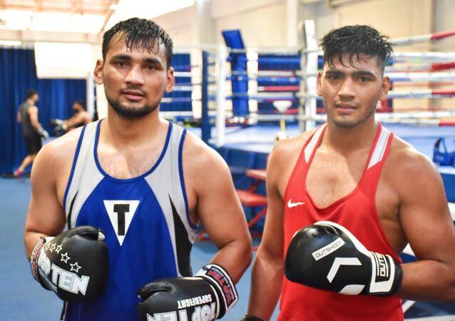 Ankit Khatana and Vikas Krishan