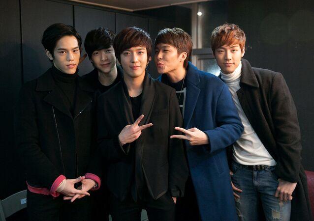 K-Pop Boy Band 'N.Flying' Shares New Teaser Photos Ahead of Comeback