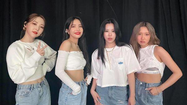 Mamamoo Take Fans On a K-Pop Treasure Hunt With 'Where Are We' Teaser Ahead of Comeback - Sputnik International