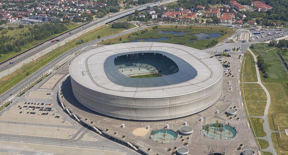 Wroclaw Munincipal Stadium