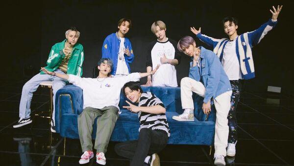 NCT Dream Hits Fever Pitch as 'Hot Sauce' Flies Off Shelves - Sputnik International