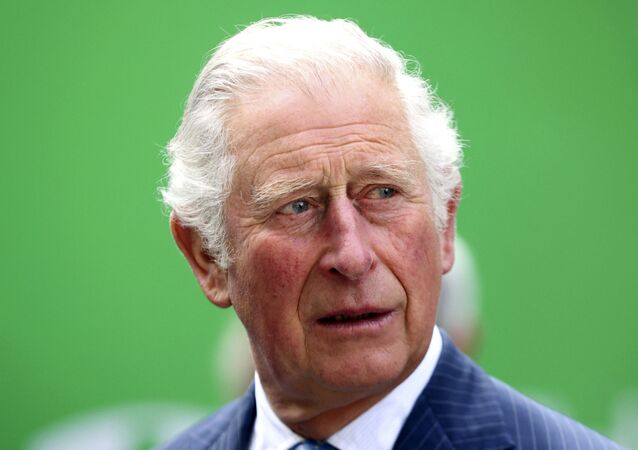 Britain's Prince Charles during a visit to St Bartholomew's Hospital in the City of London, Tuesday, May 11, 2021. Prince Charles, patron of Barts Heritage, is visiting ahead of International Nurses' Day on May 12.