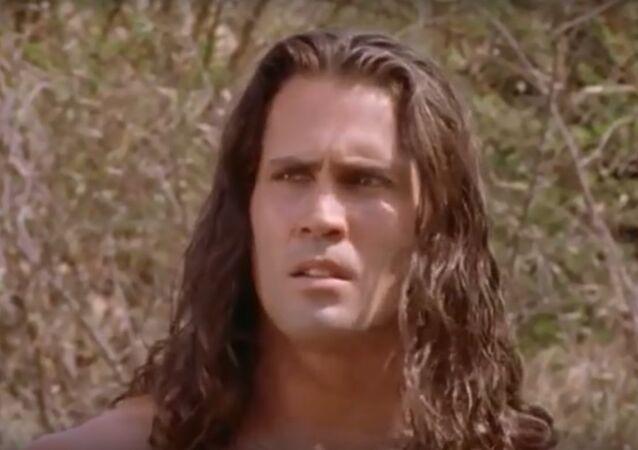 'Tarzan' Star Joe Lara
