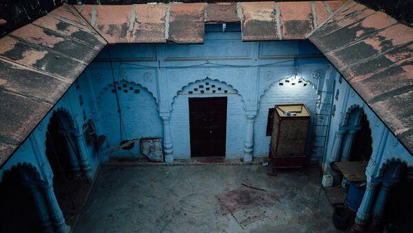 Inside Ancient Fort, Shikohabad India - Sputnik International