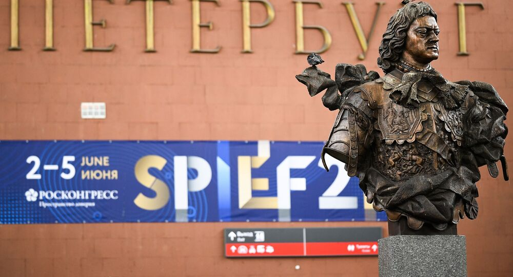 The St. Petersburg International Economic Forum (SPIEF) is kicking off at the ExpoForum Convention and Exhibition Center in the Russian northern capital on Wednesday and will last until June 5