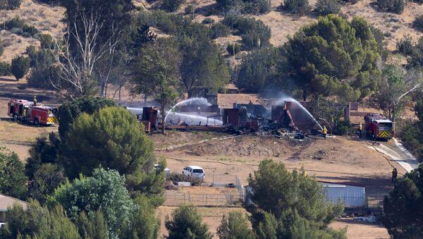 Fireman shoots colleague dead, wounds another at their L.A. County firehouse - Sputnik International