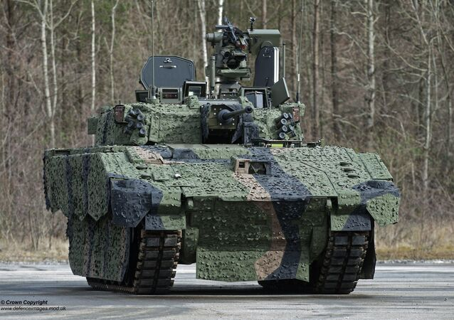 AJAX, the Future Armoured Fighting Vehicle for the British Army