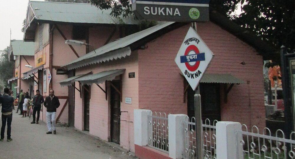 Sukna Railway Station