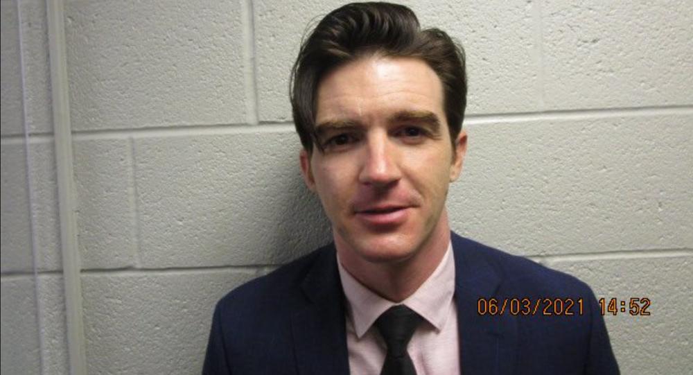 Jared Drake Bell, June 3, 2021, Cuyahoga County Jail