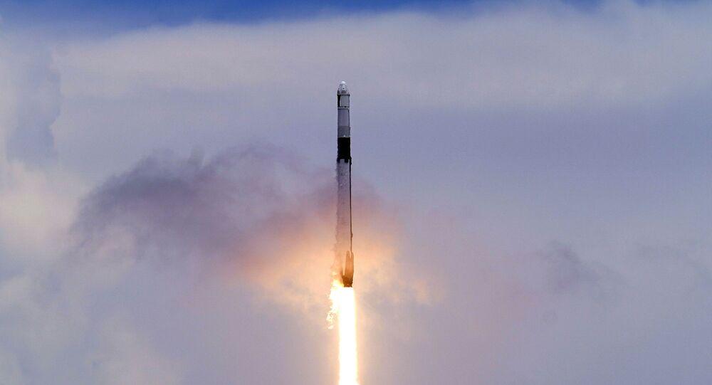 SpaceX's Falcon 9 Successfully Places SXM-8 Satellite Into Orbit