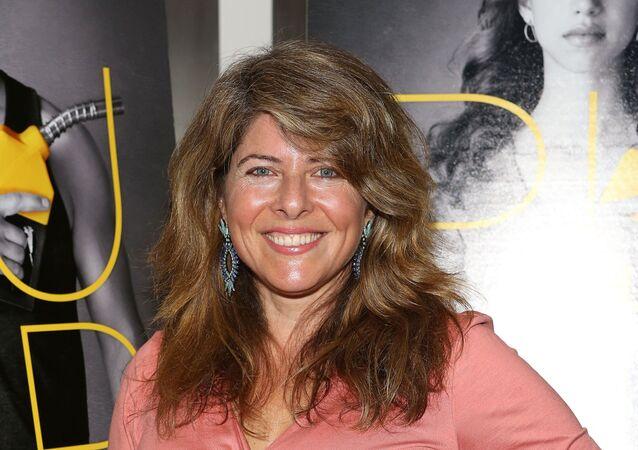 Naomi Wolf attends Pump New York Screening at Museum of Modern Art