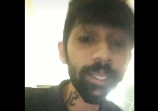 MC Kode aka Aaditya Tiwari