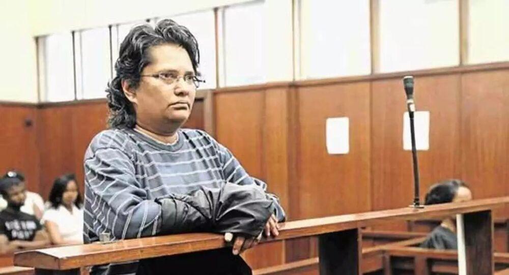 Ashish Lata Ramgobin, great-granddaughter of Mahatma Gandhi, sentenced to seven years in Jail in South Africa