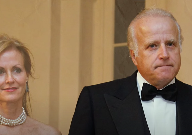 James Biden, brother of US President Joe Biden, and his wife, Sara Biden.