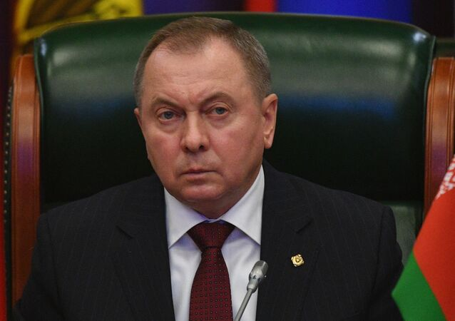 Foreign Minister of Belarus Vladimir Makei is taking part in a meeting of the Council of Foreign Ministers of the Commonwealth of Independent States in a wide format.