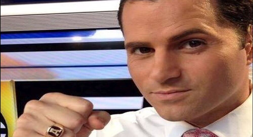 Late ABC 33/40's TV anchor Christopher Sign, who was found dead at his home on 12 June 2021