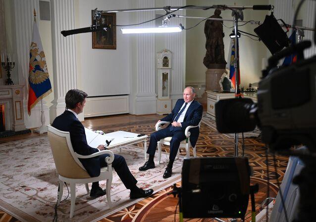 Putin's Interview with NBC.