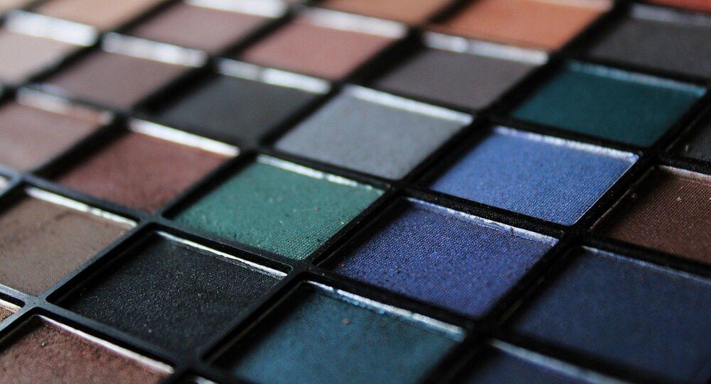 Cosmetics, eye shadow