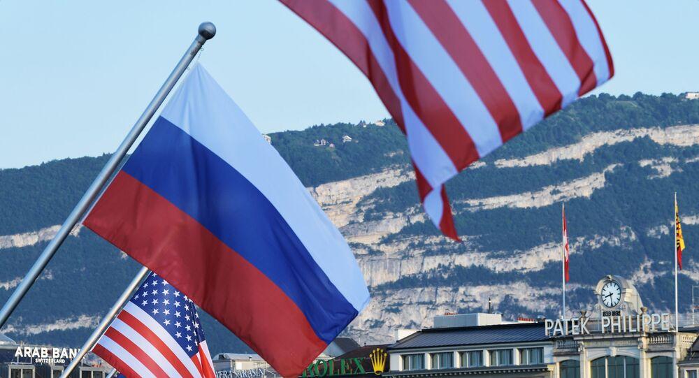 Geneva on the eve of the summit of Russian President Vladimir Putin and US President Joe Biden