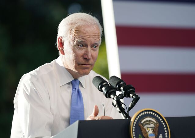 President Joe Biden speaks during a news conference after meeting with Russian President Vladimir Putin, Wednesday, June 16, 2021, in Geneva, Switzerland.