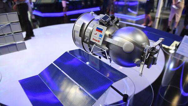 Bion satellite model - Sputnik International