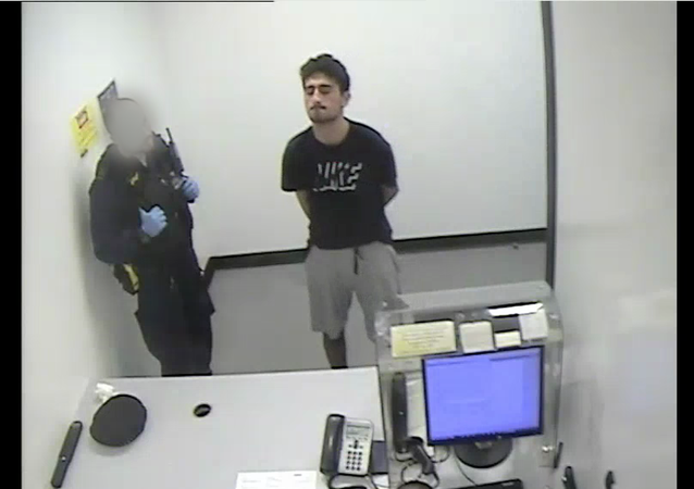 Danyal Hussein, after his arrest for the murders of Bibaa Henry and Nicole Smallman