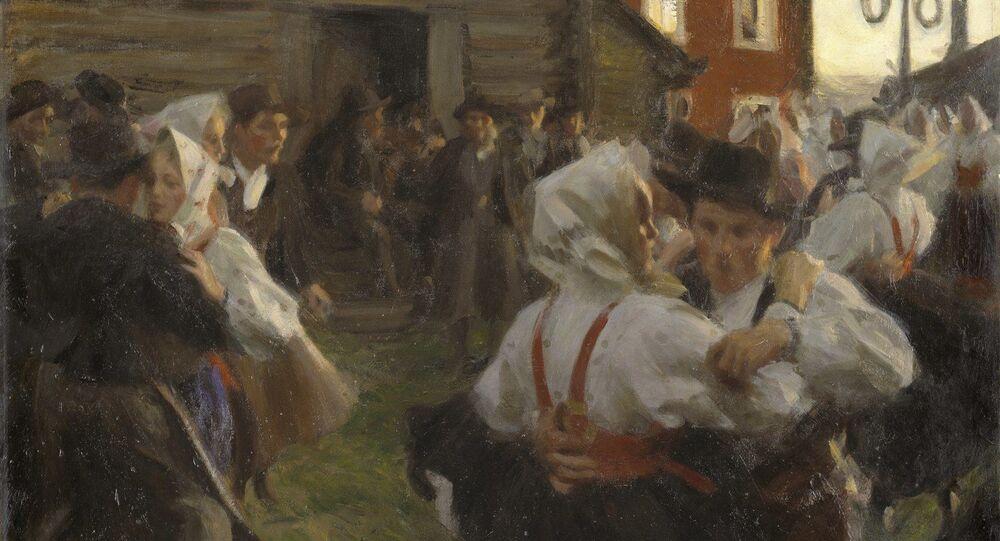 Midsummer Dance (Anders Zorn)