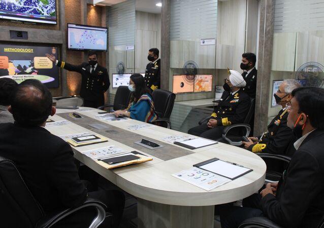 Information Fusion Centre-Indian Ocean Region.
